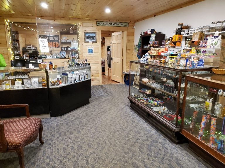 Maine Cannabis Caregiver Storefront